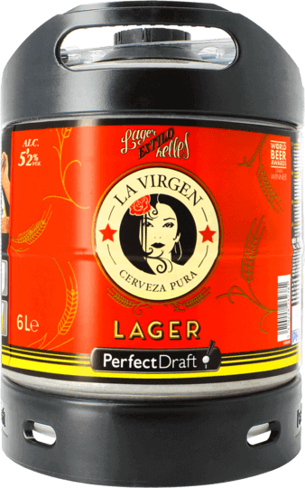 LAGER PERFECT DRAFT